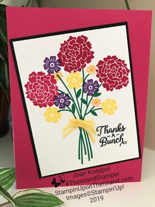 Stampin Upon The Island ~~ The Island Stamper | Joan Koeppel